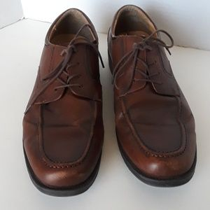 Chaps  Men Brown Leather  shoes